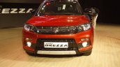 Maruti Vitara Brezza front red launched