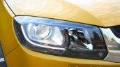 Maruti Vitara Brezza headlamp First Drive Review