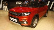 Maruti Vitara Brezza headlamp grille bumper launched