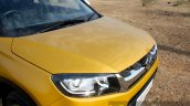 Maruti Vitara Brezza hood First Drive Review
