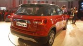 Maruti Vitara Brezza rear quarter launched