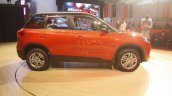 Maruti Vitara Brezza side red launched