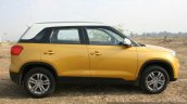 Maruti Vitara Brezza side right First Drive Review