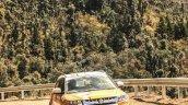 Maruti Vitara Brezza won the first round of Maruti Suzuki National Super League Rally Championship