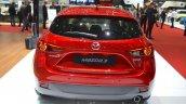 Mazda3 1.5L SKYACTIV-D rear at 2016 Geneva Motor Show