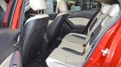 Mazda3 1.5L SKYACTIV-D rear seat at 2016 Geneva Motor Show