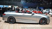 Mercedes-AMG S63 Cabriolet Edition 130 side
