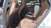 Mercedes CLA Shooting Brake with accessories interior booster seat ISOFIX
