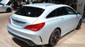 Mercedes CLA Shooting Brake with accessories skirt rear bumper diffuser
