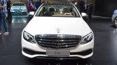 Mercedes E-Class E 350e front at the 2016 Geneva Motor Show