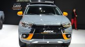 Mitsubishi ASX GEOSEEK Concept front at 2016 Geneva Motor Show