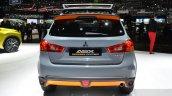 Mitsubishi ASX GEOSEEK Concept rear at 2016 Geneva Motor Show
