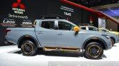 Mitsubishi L200 GEOSEEK Concept side at the Geneva Motor Show 2016