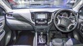 Mitsubishi Triton Limited Edition dashboard at 2016 BIMS