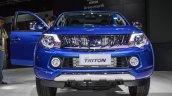 Mitsubishi Triton Limited Edition front at 2016 BIMS