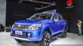 Mitsubishi Triton Limited Edition front three quarter at 2016 BIMS