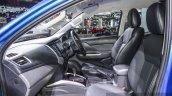 Mitsubishi Triton Limited Edition seats at 2016 BIMS