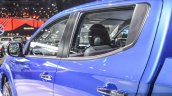 Mitsubishi Triton Limited Edition windows at 2016 BIMS