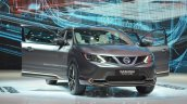 Nissan Qashqai Premium Concept door and hood at the Geneva Motor Show 2016