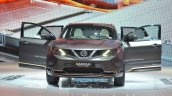 Nissan Qashqai Premium Concept front at the Geneva Motor Show 2016