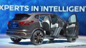 Nissan Qashqai Premium Concept interior at the Geneva Motor Show 2016