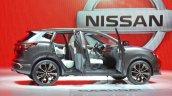 Nissan Qashqai Premium Concept interiors at the Geneva Motor Show 2016