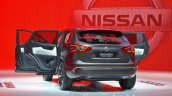 Nissan Qashqai Premium Concept rear at the Geneva Motor Show 2016