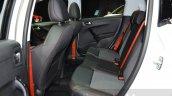 Peugeot 208 Roland Garros rear seat