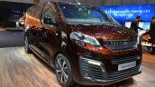 Peugeot Traveller iLab at 2016 Geneva Motor Show