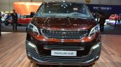 Peugeot Traveller iLab front at 2016 Geneva Motor Show