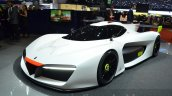 Pininfarina H2 Speed concept front three quarter at 2016 Geneva Motor Show