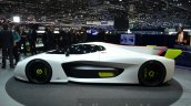 Pininfarina H2 Speed concept side at 2016 Geneva Motor Show