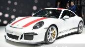 Porsche 911 R at the 2016 Geneva Motor Show