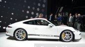 Porsche 911 R side at the 2016 Geneva Motor Show