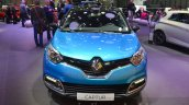 Renault Captur front at the 2016 Geneva Motor Show