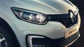 Renault Kaptur front fascia