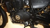 Royal Enfield Himalayan black engine launched
