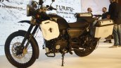Royal Enfield Himalayan black kitted up launched