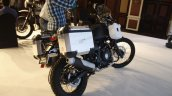 Royal Enfield Himalayan black rear quarter launched