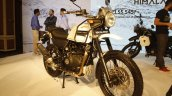 Royal Enfield Himalayan front quarter launched