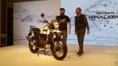 Royal Enfield Himalayan launched in Mumbai