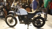 Royal Enfield Himalayan white launched