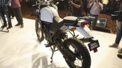 Royal Enfield Himalayan white rear quarter launched