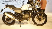 Royal Enfield Himalayan white side launched