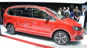 Seat Alhambra 20th Anniversary side at 2016 Geneva Motor Show