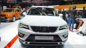 Seat Ateca front at the Geneva Motor Show Live
