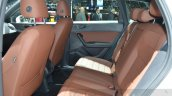 Seat Ateca rear seats at the Geneva Motor Show Live