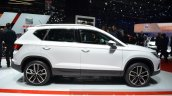 Seat Ateca side at the Geneva Motor Show Live