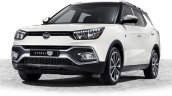 SsangYong Tivoli Air front three quarters left side
