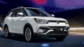 SsangYong Tivoli Air front three quarters
